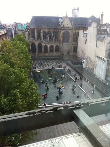 View from the Pompidou | by glade.whitworth