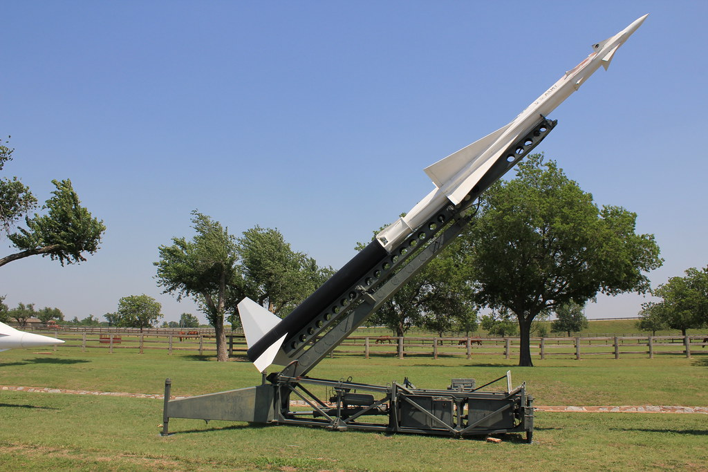 Ft Lbs To In Lbs >> Nike Ajax Missile   The display reads: NIKE AJAX The Nike Aj…   Flickr