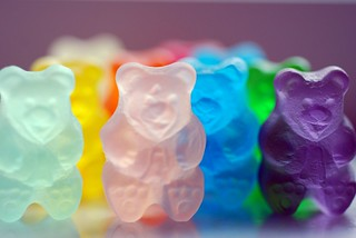 gummy bear * | by suesue2