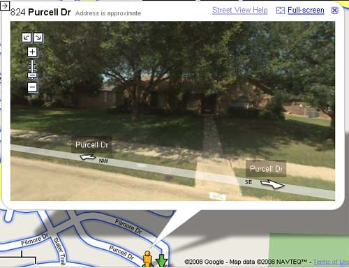Street View Of My House From Google Maps | Eddie Renz | Flickr