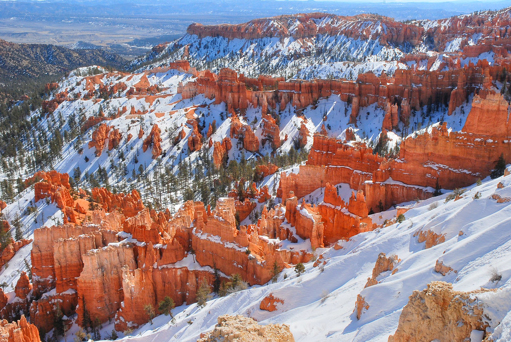 Hd wallpaper in mobile - Bryce Canyon With Snow We Spent Two Days At Bryce