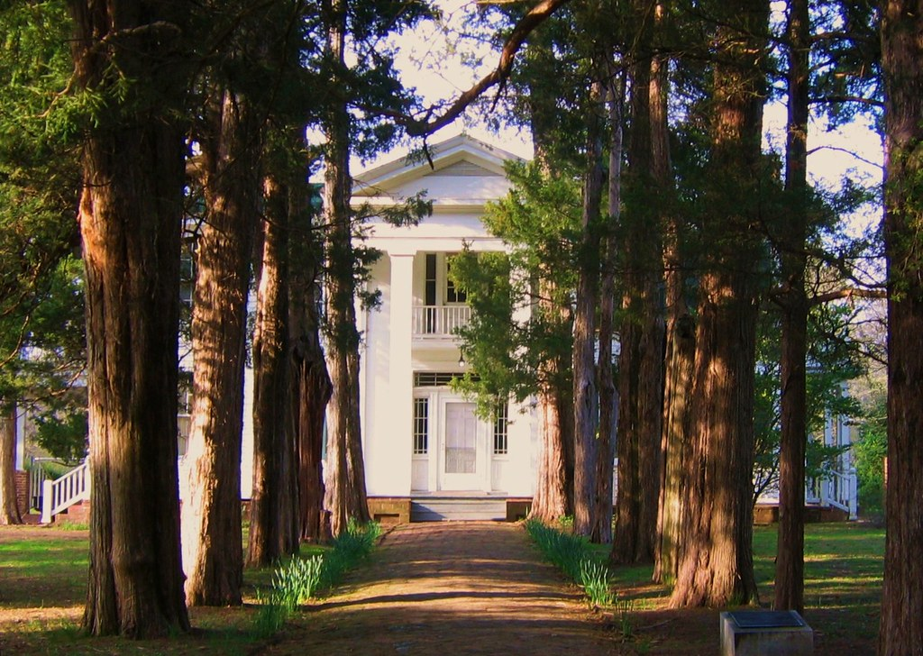 Oxford mississippi william faulkner 39 s rowan oak flickr for Rowan house