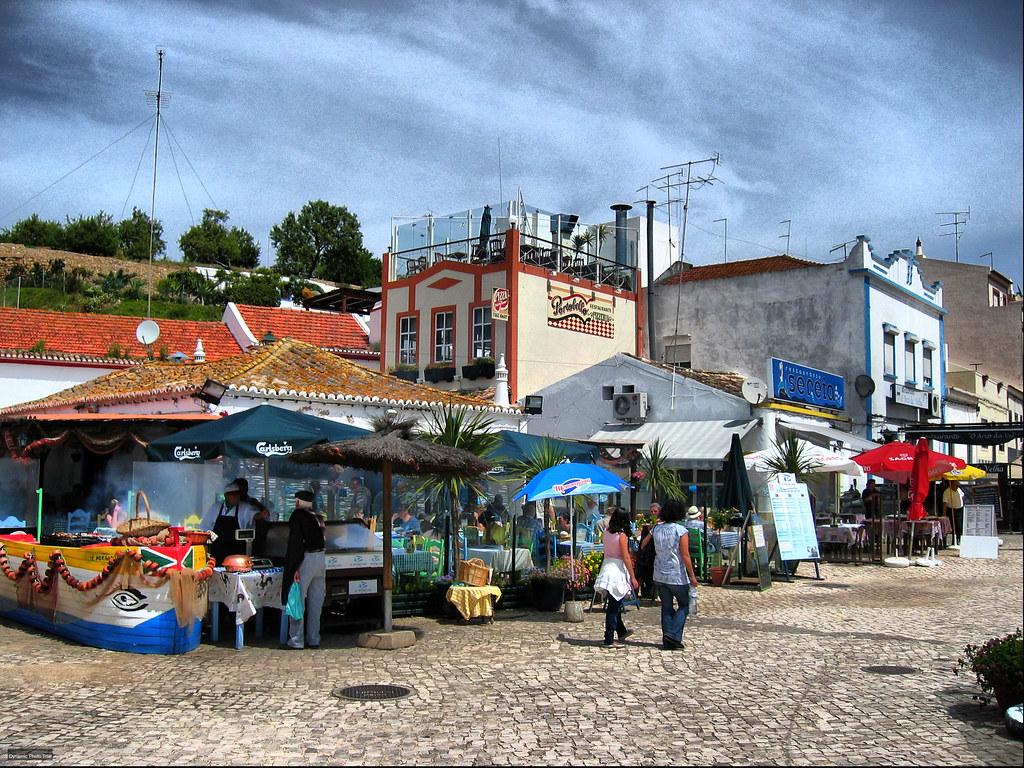 Alvor Portugal  City pictures : Harbour Restaurant, Alvor, Portugal | Paul Murray | Flickr