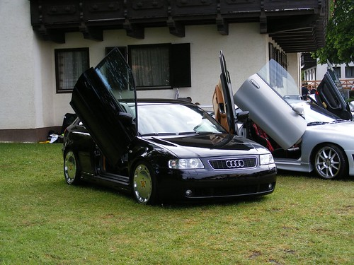 Audi A3 8l Mit Lambo T 252 Ren Mycedes Flickr