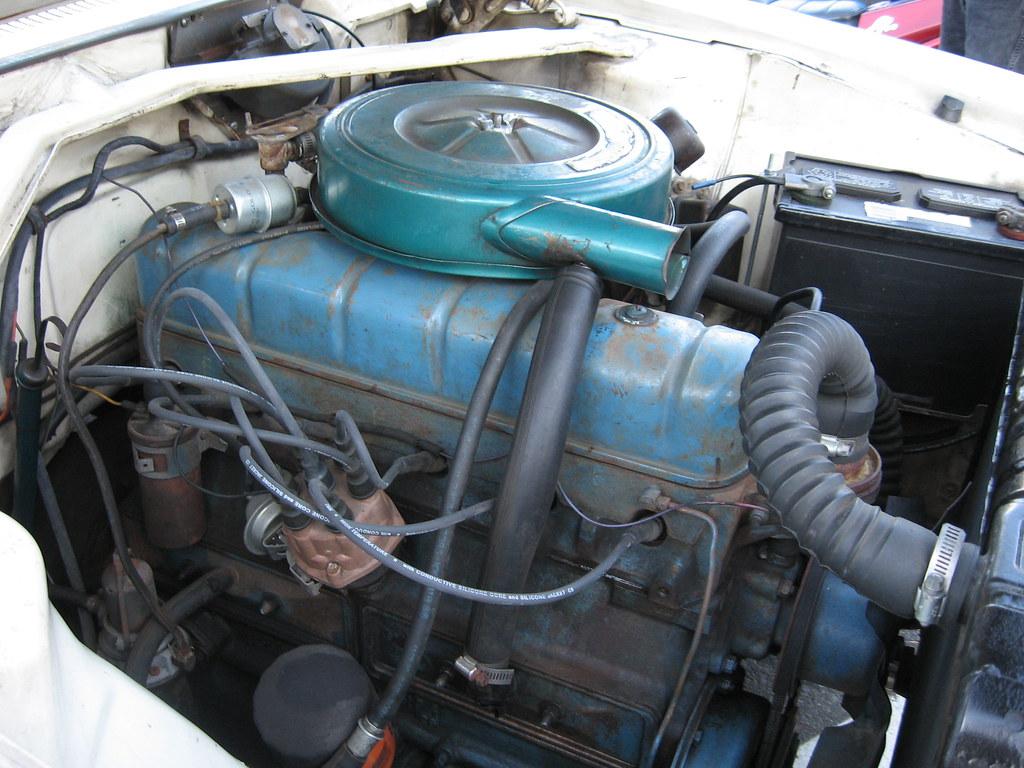 1964 Rambler American Straight 6 Engine   Friday Night Car ...