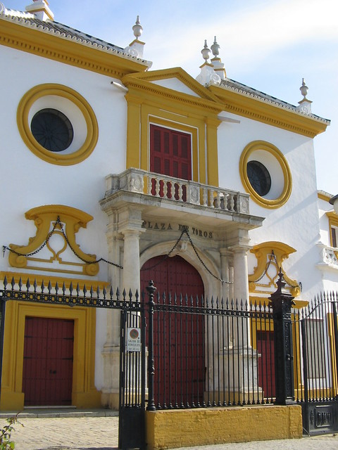 Plaza del Toro  A Baroque facade we shot for Sacred Spain b…  Indianapolis ...
