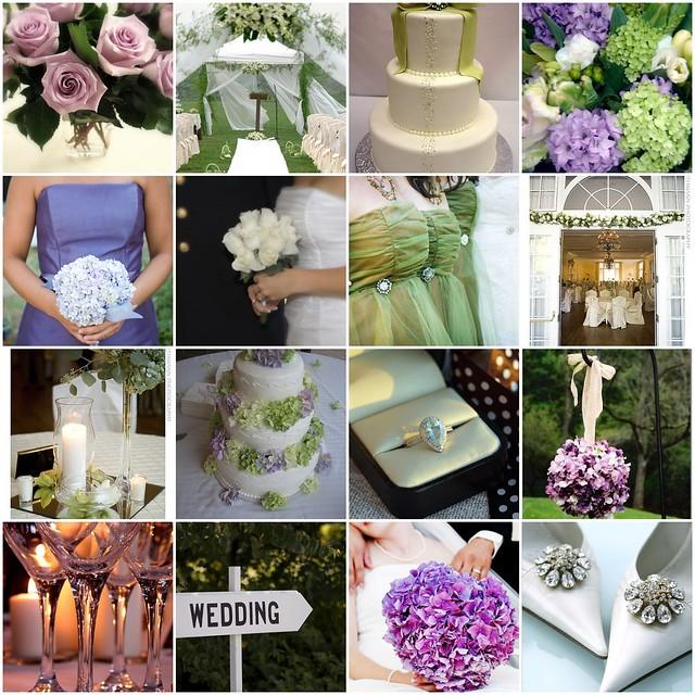 Purple Green Wedding Ideas 1 Soft Lavender 2 Beijing Flickr