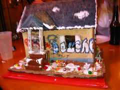 gingerbread crackhouse | by janeminty