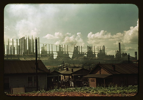 [Houses and factories]  (LOC) | by The Library of Congress