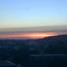 Sonnenuntergang von Sparrenburg aus [realistisch] (13. Januar '08)
