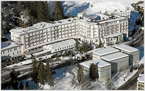 Hotel Steigenberger Belvedere World Economic Forum Annua