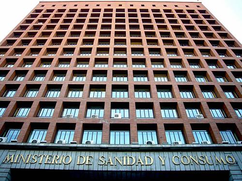 Ministerio de sanidad y consumo blogged for Ministerio de consumo