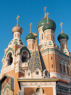 Russian Orthodox Cathedral, Nice | by Dale Harvey