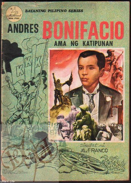 Andres Bonifacio Ama Ng Katipunan Out   Madamsangre   Flickr