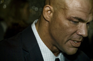 Kurt Angle | by Phil Sharp.