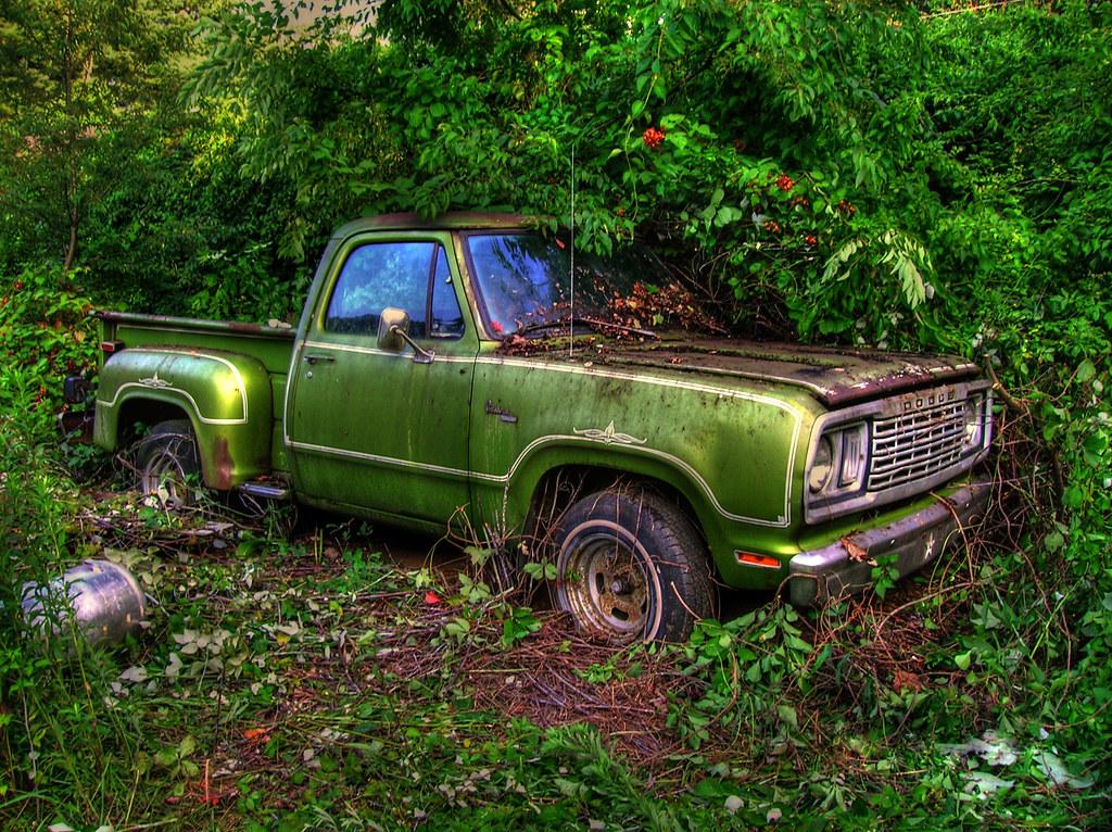 Dodge Ram Pick Up >> Abandoned Dodge HDR | Abandoned Dodge Stepside | C.Valentis | Flickr