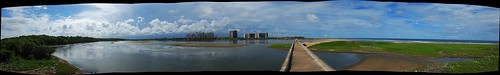 Adyar panorama | by Ravages
