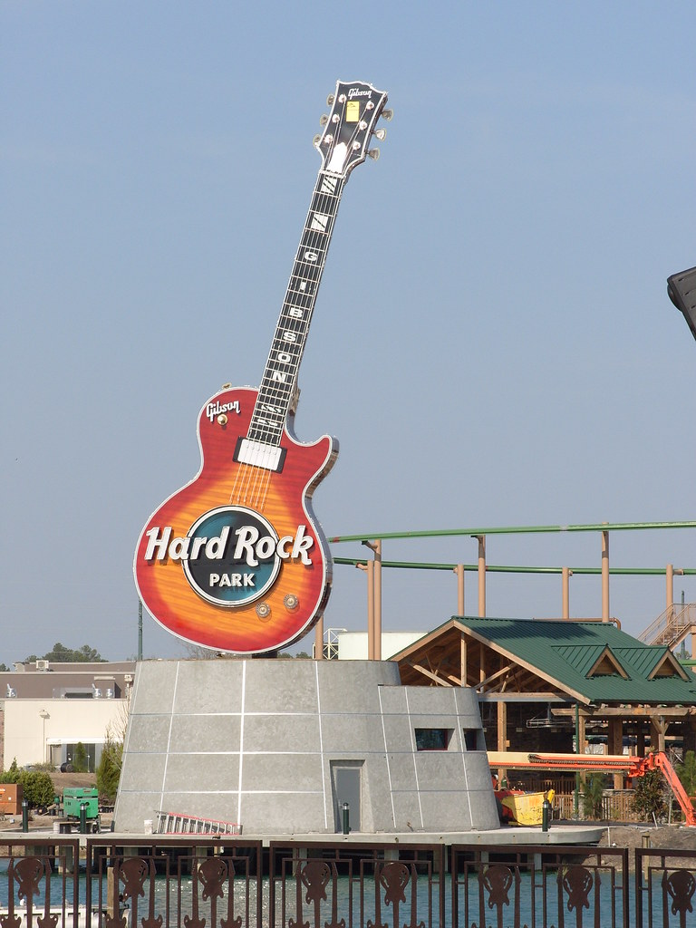 Hard Rock Myrtle Beach Sc
