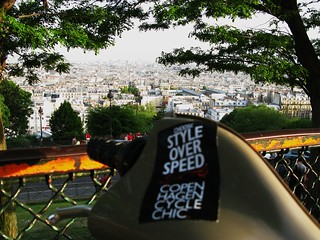 Paris Bike Culture - Copenhagen Cycle Chic Goes to Paris | by Mikael Colville-Andersen