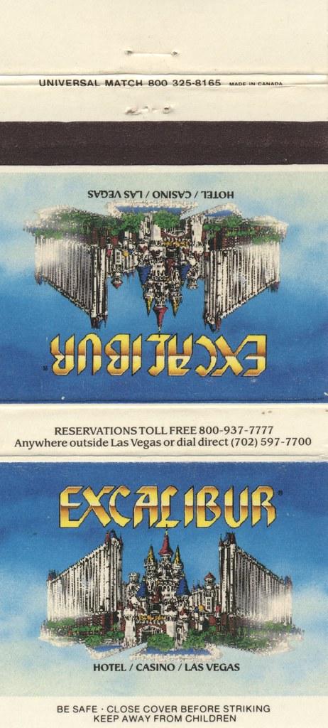 Excalibur - Las Vegas, Nevada