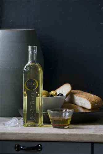Photo of Extra Virgin Olive Oil | by foodistablog
