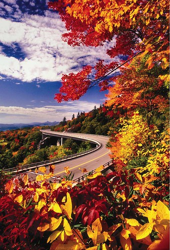 Blue Ridge Parkway in Fall | by Smart Destinations