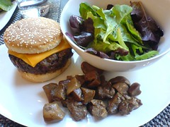 Café Salle Pleyel Burger | by clotilde
