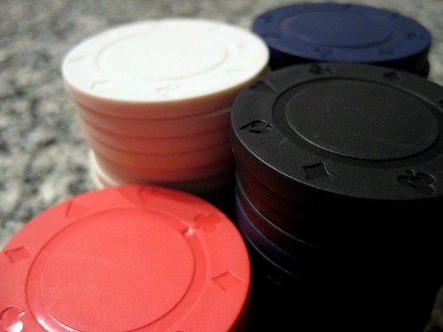Poker chips | by Tiger Girl