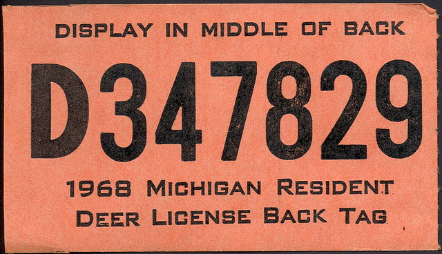 Flickr photo sharing for How much is a fishing license in michigan