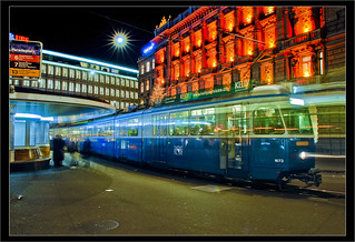 City lights 2. Zurich Parada Platz | by Izakigur