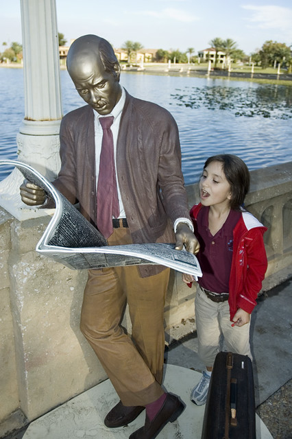 J seward johnson statues in lakeland florida a small for John seward johnson i