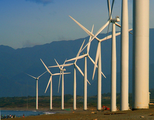 Bangui Bay Windmills | by Storm Crypt