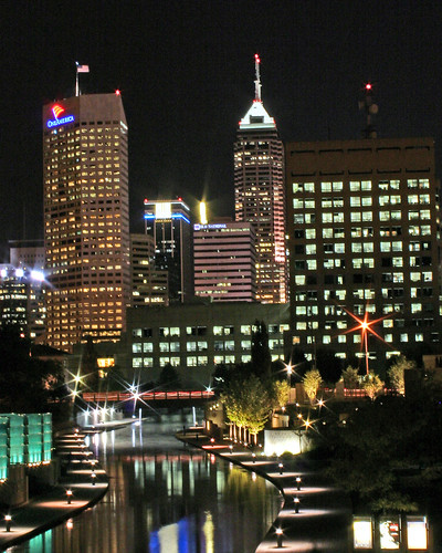 Indianapolis at Night | by indywriter