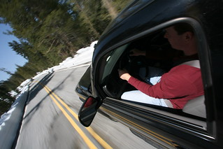 Driving from Glacier Point | by Robert Scoble