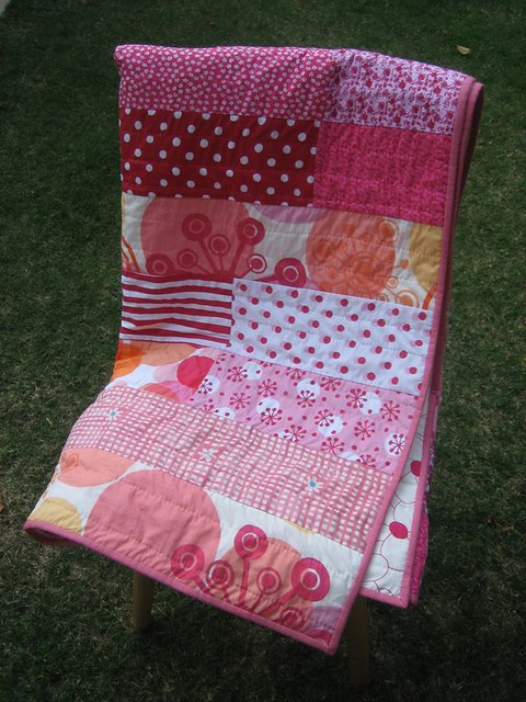 Easy Lap Quilt (single bed size) This is the Easy Lap Quil? Flickr