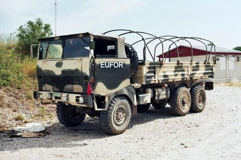 Les F.A.R. en Bosnie  IFOR, SFOR et EUFOR Althea 32557723040_c6a3672332_o
