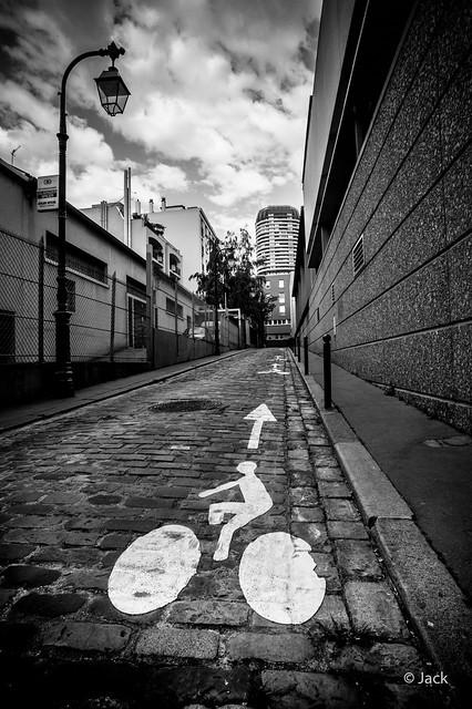 rue du Tibre - Paris 13°