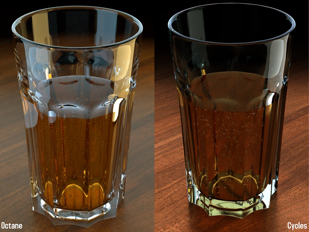 Blender Glass Material Cycles