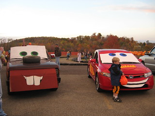 Trunk or Treat | by The Rocking Pony