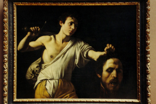Vienna - Caravaggio - David with the Head of Goliath | by WVJazzman