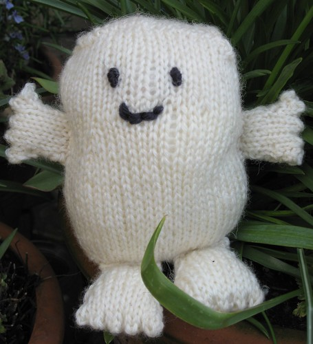 knitted Adipose baby | by audreym