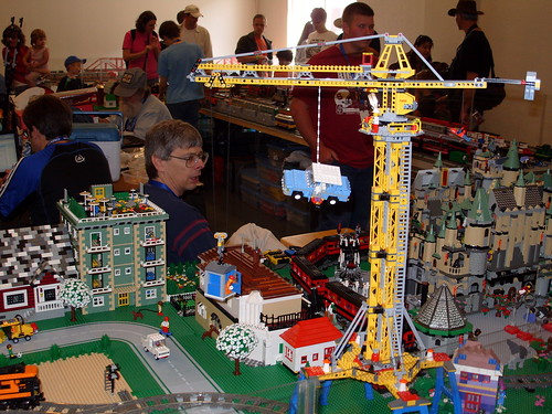 Lego City Crane Lego City Crane Flickr
