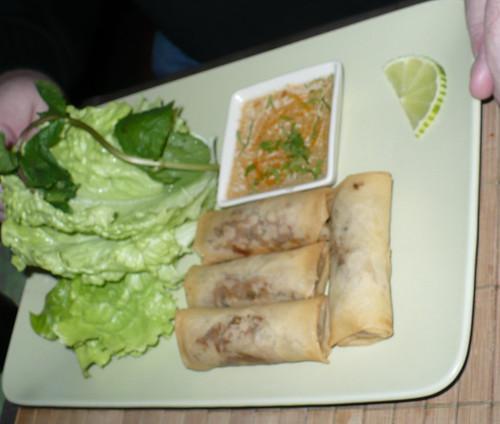 Restaurant Thailandais Rue Bernard Montreal