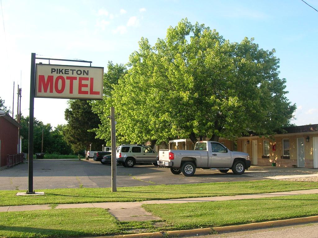 piketon motel piketon ohio aaron turner flickr