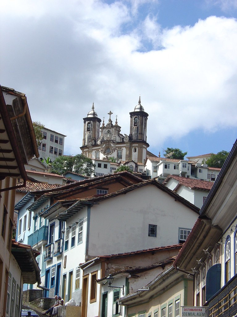 Vagamundos 2004. Brasil. Ouro Preto