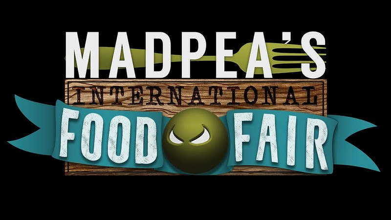 The MadPea International Food Fair