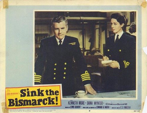 Sink the Bismarck! - lobbycard 1