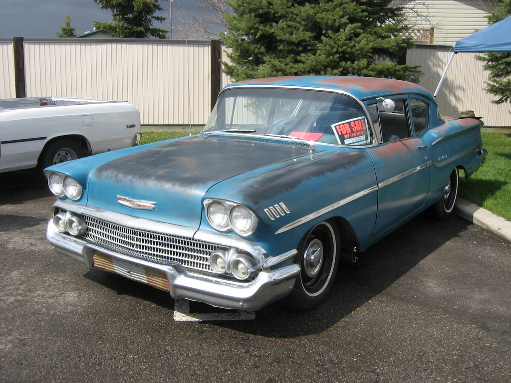 All Chevy 1958 chevy delray for sale : 1958 Chevrolet Delray | 1958 Chevrolet Delray | Flickr