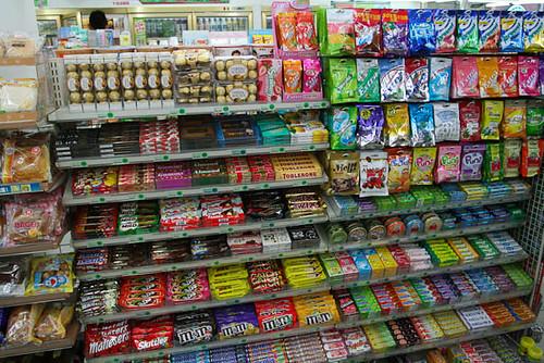 Retailing in Taiwan