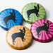 Boston Terrier buttons